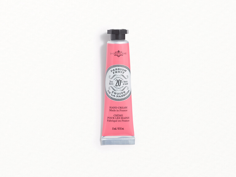 LA CHATELAINE Hand Cream in Passion Fruit