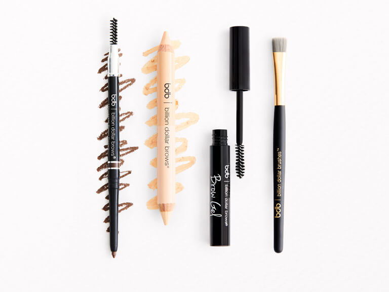 BILLION DOLLAR BROWS Best Sellers Kit