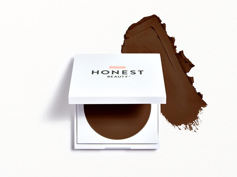 HONEST BEAUTY Everything Cream Foundation in Walnut