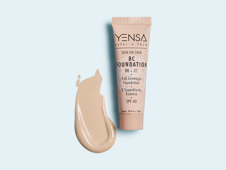 Yensa BC Foundation in Light Neutral