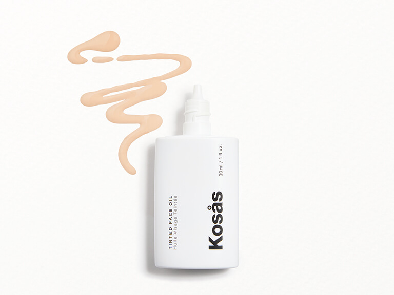 KOSAS Tinted Face Oil Foundation in Tone 01