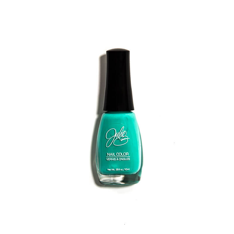 Product: Nail Color in Tropical Matte by JulieG | ipsy