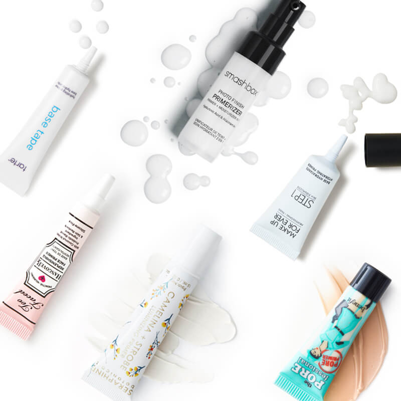 March 2020 Best Face Primers Story Square