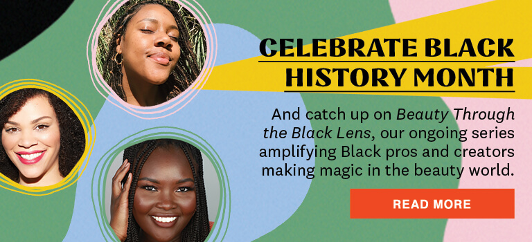 February 2021 Black History Month Sub Banner Mobile