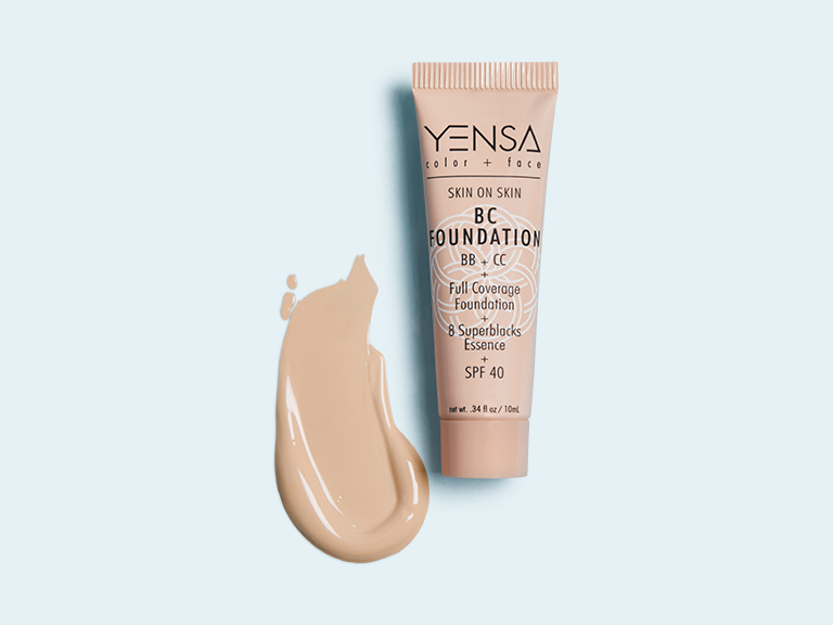 Yensa BC Foundation in Warm