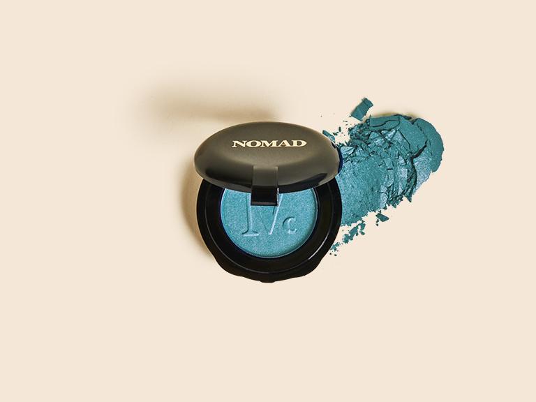 Nomad Cosmetics Eyeshadow in Blue Lagoon