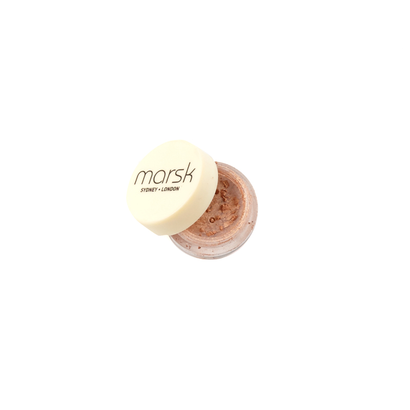 MARSK Mineral Eyeshadow in the shade You're Toast