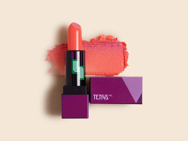 TETRIS x ipsy Lip Balm in M4d Sk1llz
