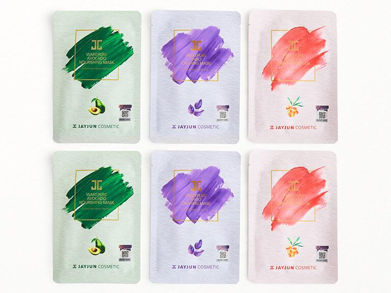 JAYJUN COSMETICS Wakepure Sheet Mask Set