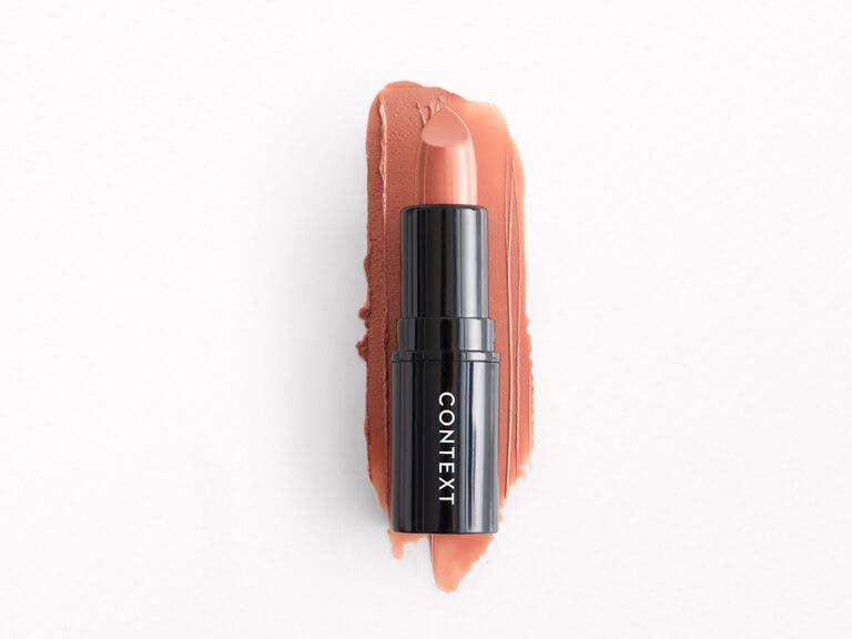 CONTEXT SKIN Matte Lipstick in Come Clean