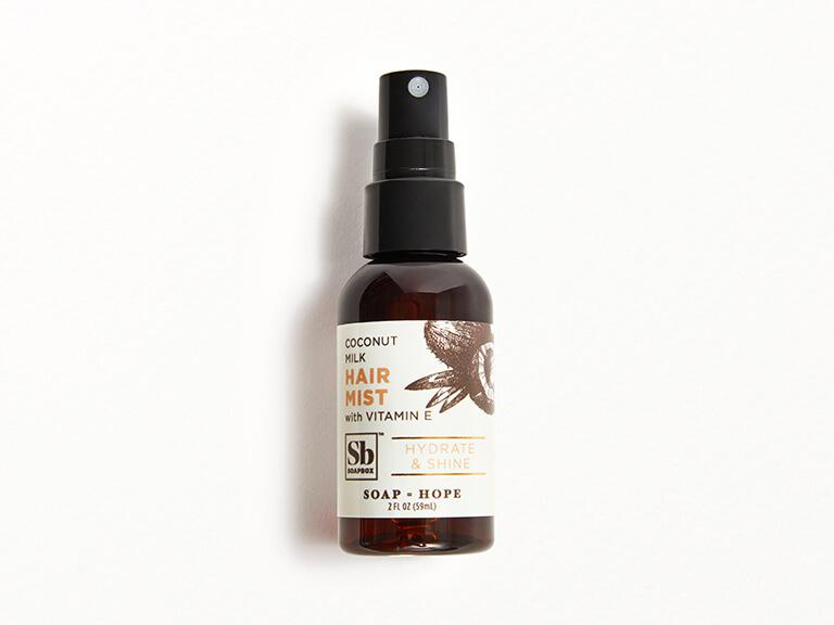 Coconut Milk Hair Mist By Soapbox Hair Treatment Hair Oil Ipsy