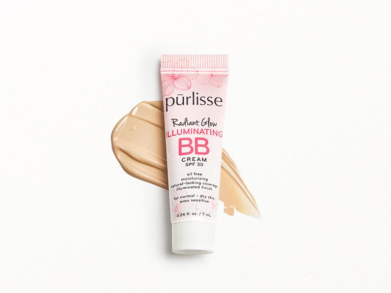 PURLISSE BEAUTY Illuminating BB Cream SPF 30 in Light Medium