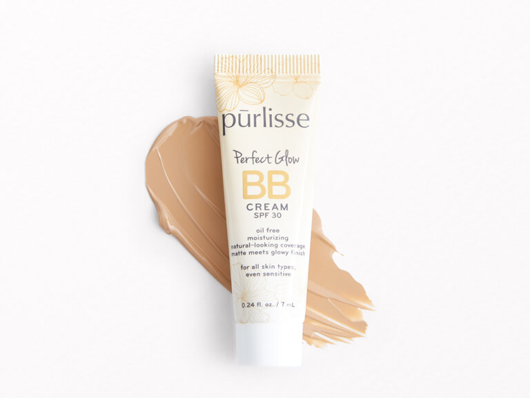 PURLISSE Perfect Glow BB Cream SPF 30 in Light Medium