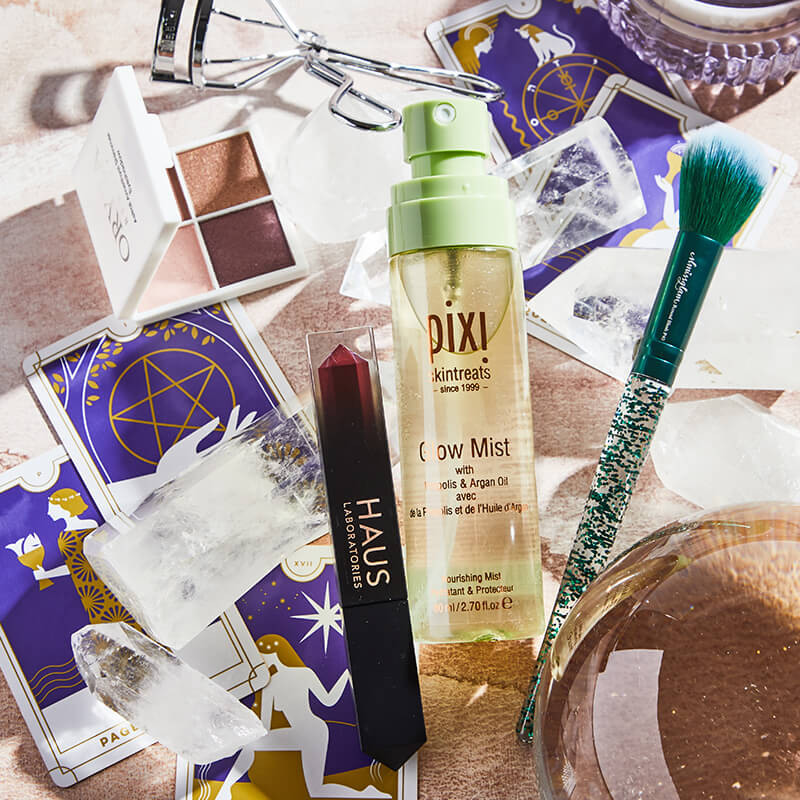 October 2020 Featured Beauty Horoscopes Story Module