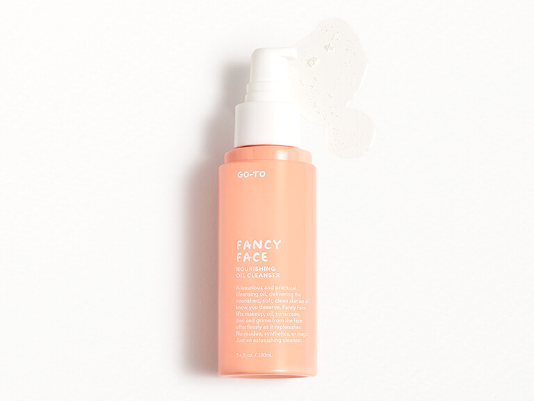 GO-TO SKINCARE Fancy Face Nourishing Oil Cleanser