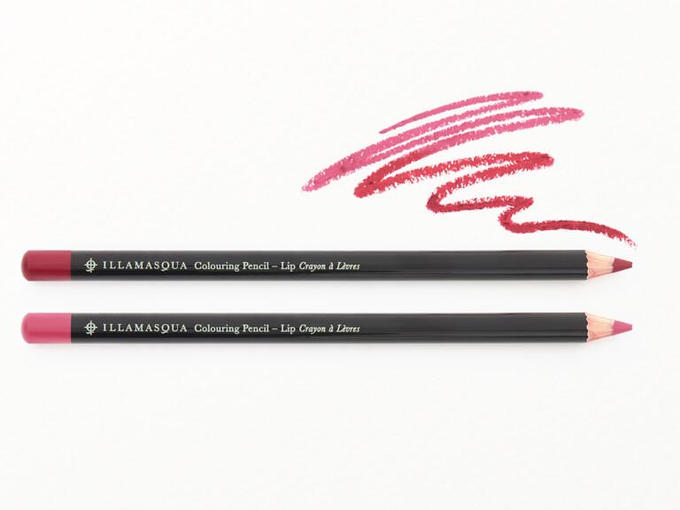 ILLAMASQUA Colouring Lip Pencil Duo in Lust and Media