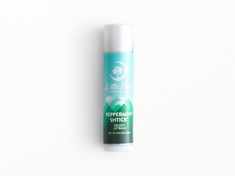 Little Moon Essentials Peppermint Shtick Lip Balm