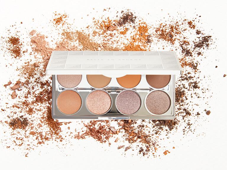 BELLE EN ARGENT Panchromatic Eyeshadow Palette in Nude Intuitive Vision