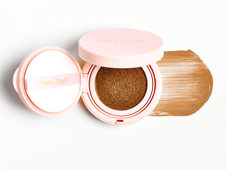 HONEY JARRET Clean Cover Cushion Foundation in Tan Cocoa