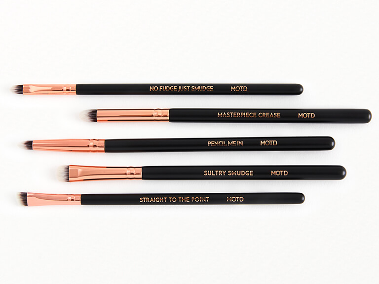 MOTD Eye Got It 5 Piece Brush Set