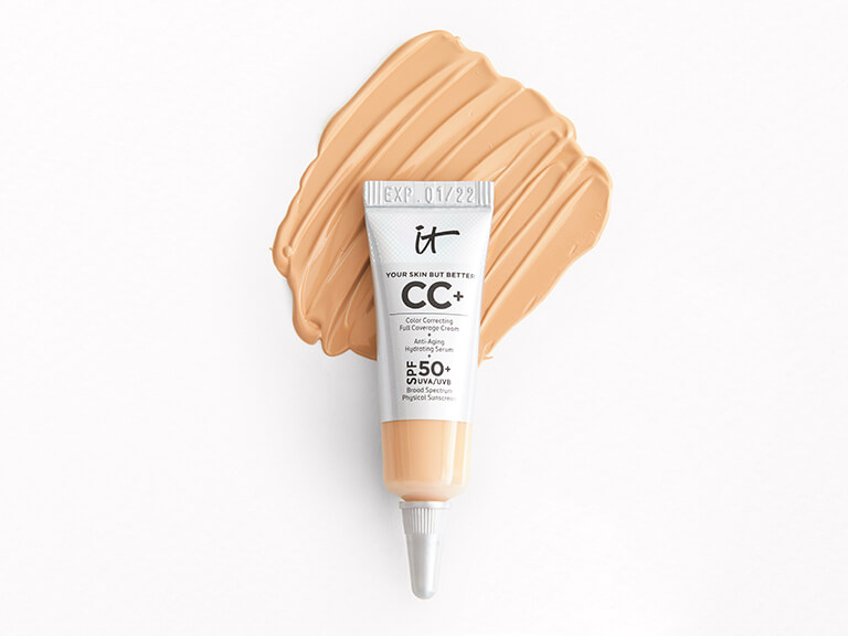 IT COSMETICS CC+ Cream with SPF 50+ in Light