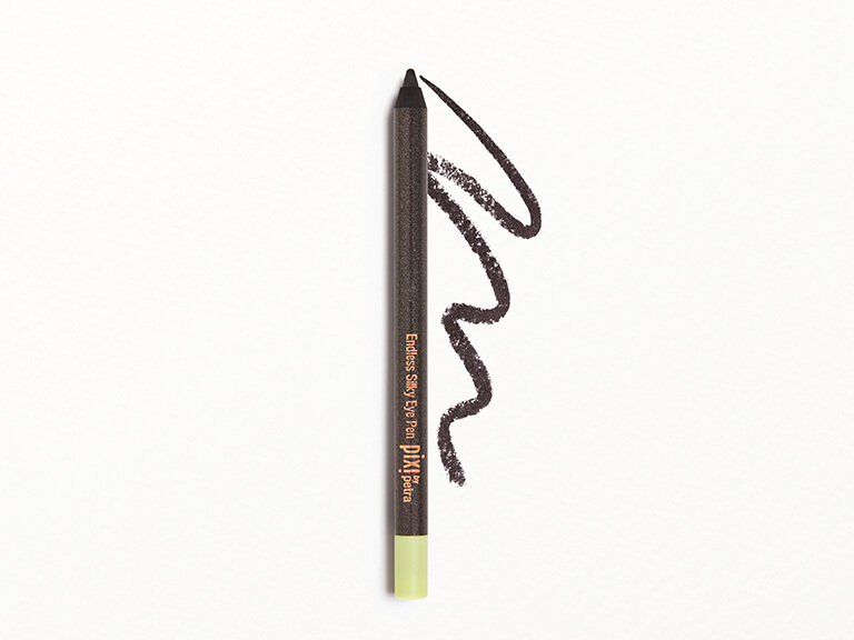 PIXI BY PETRA Silky Eye Pen in BlackCaviar