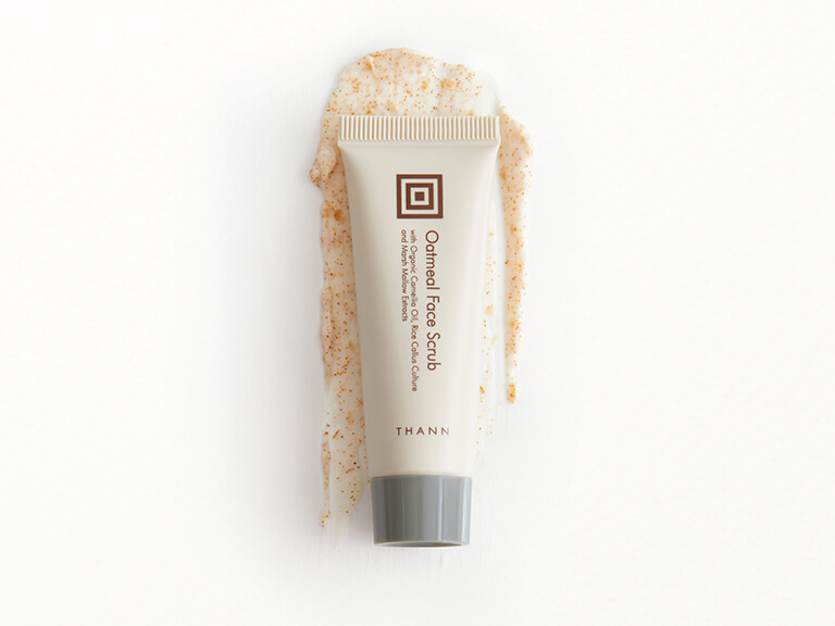 THANN Oatmeal Face Scrub