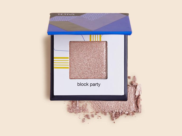 Tetris Eyeshadow in Block Party