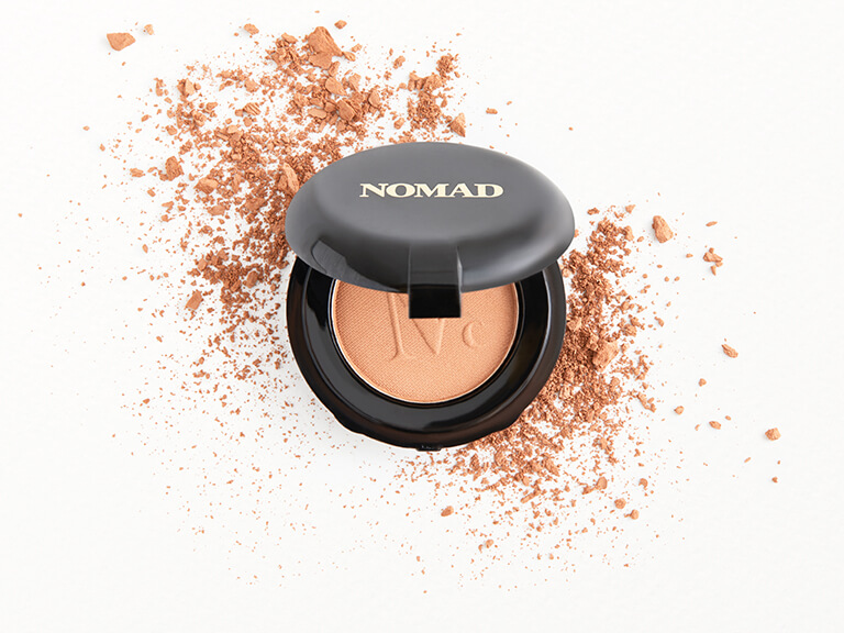 NOMAD COSMETICS Tuscany Intense Eyeshadow in Cantucci