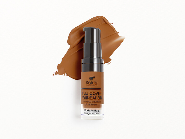KOKIE COSMETICS Full Cover Foundation in 110C