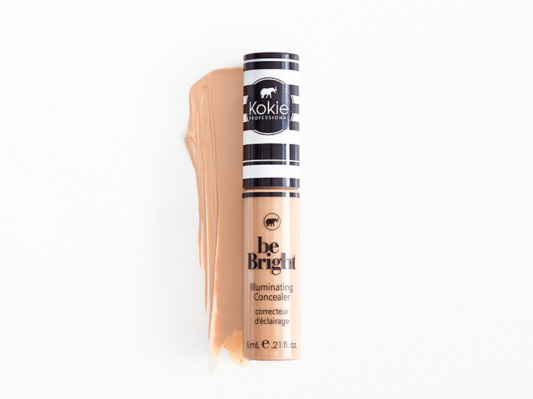 KOKIE COSMETICS Be Bright Illuminating Concealer in Light