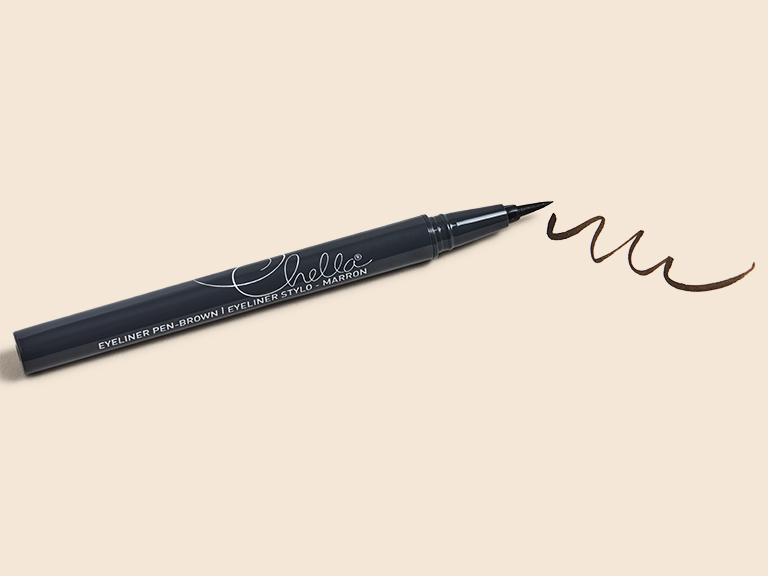 Chella Eyeliner Pen in Brown
