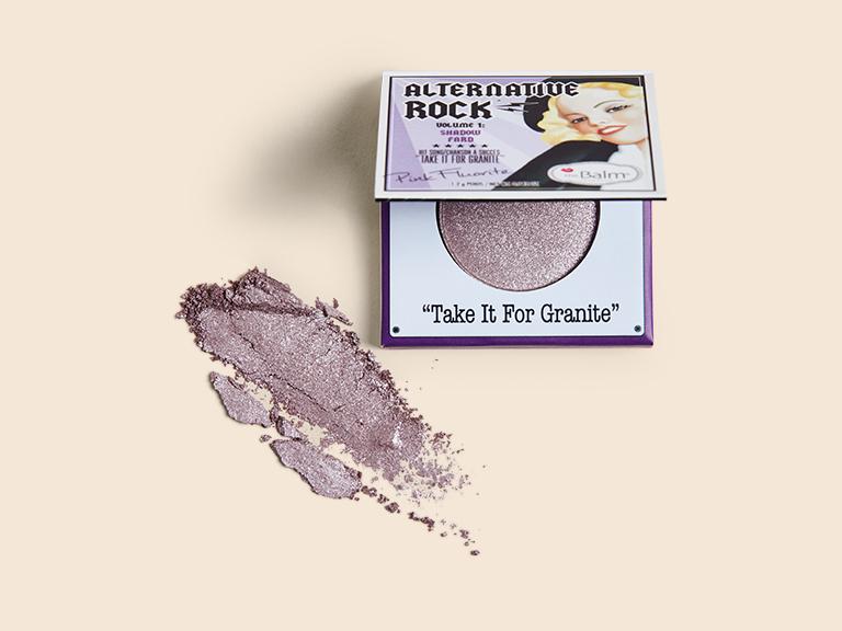 theBalm Alternative Rock Vol. 1 Eyeshadow in Take it for Granite