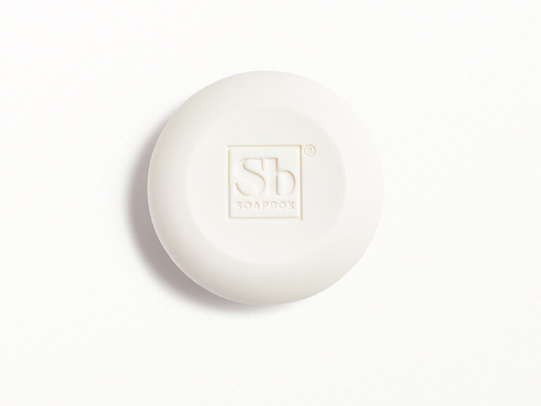 SOAPBOX Argan Oil Control & Soften Shampoo Bar