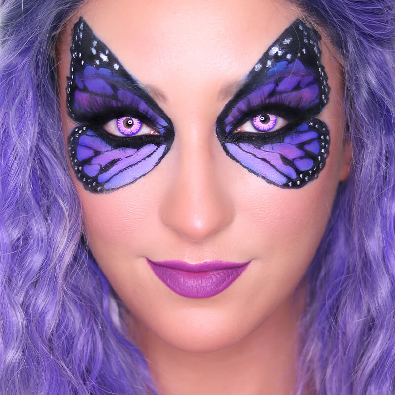 October 2020 Halloween Makeup Looks Story Module
