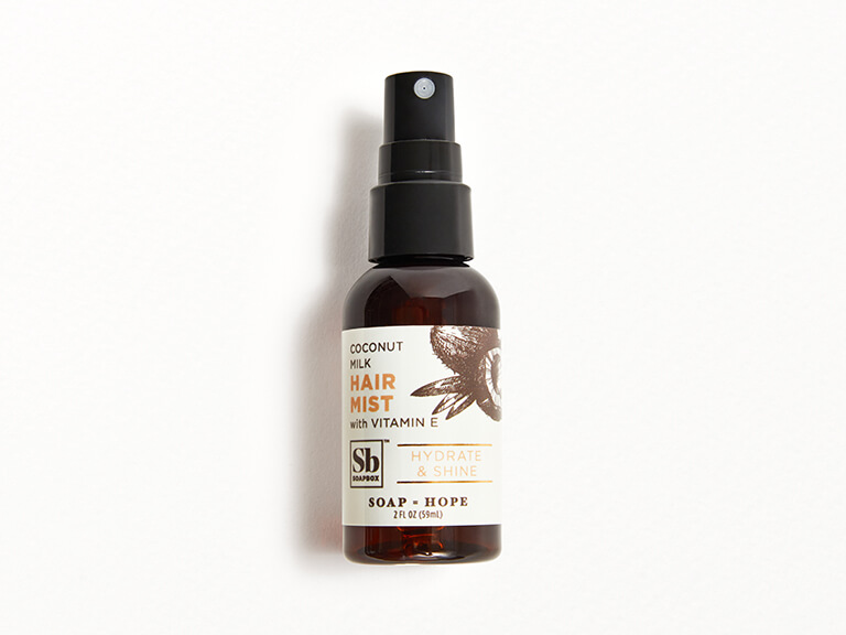 SOAPBOX Coconut Milk Hair Mist