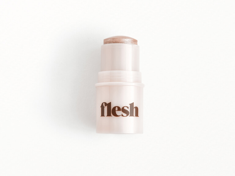 FLESH Touch Flesh Highlighter Balm in Pinky