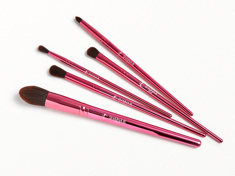 SHAINA B MIAMI B. Fab Brush Set