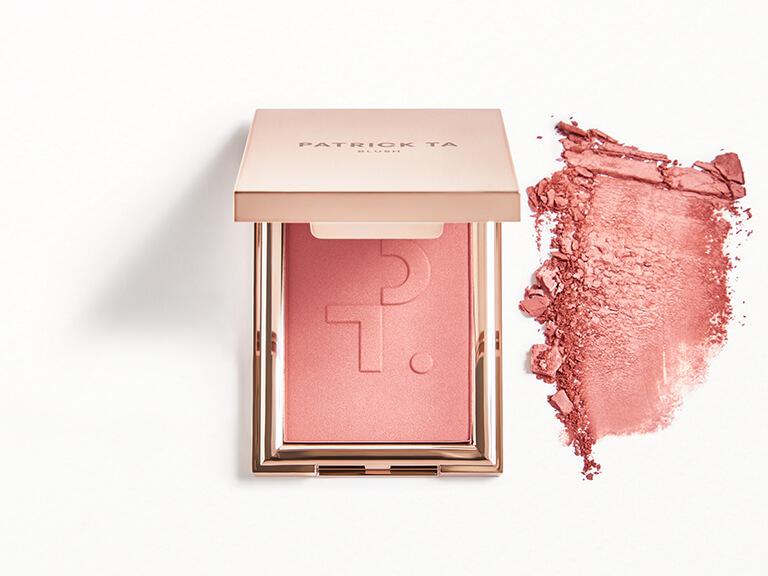 PATRICK TA Monochrome Moment Velvet Blush in She's Passionate