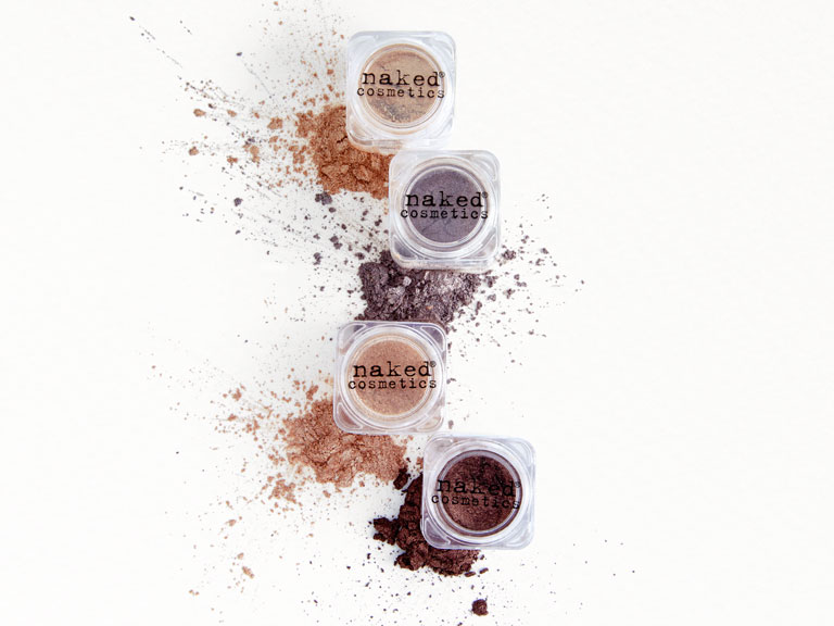 NAKED COSMETICS 4-Piece Pigment Set