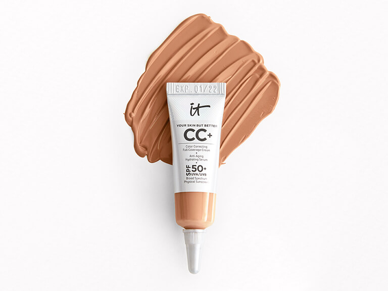 IT COSMETICS CC+ Cream with SPF 50+ in Tan