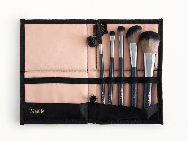 Maëlle Beauty Essential Brush Kit