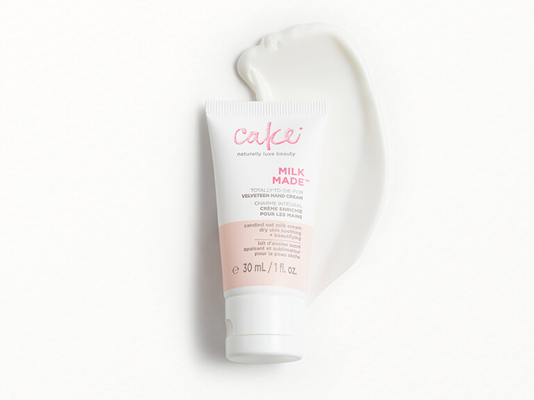 CAKE BEAUTY MILK MADE Velveteen Hand Cream