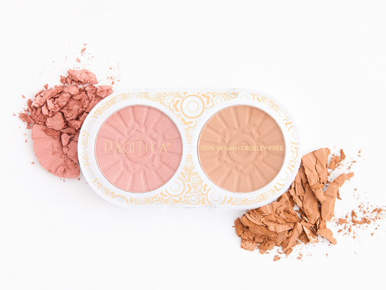 PACIFICA Bronzer Blush Duo