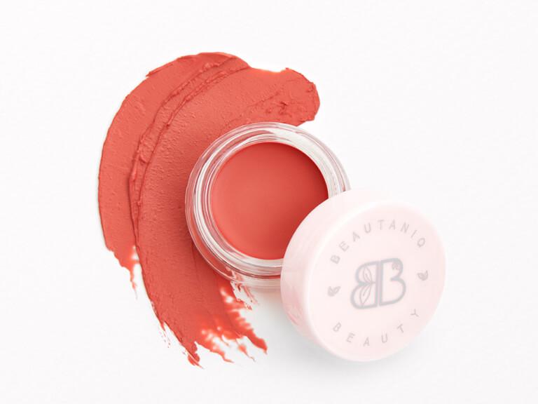 BEAUTANIQ BEAUTY Butter Lip & Cheek Balm in Peach Blush