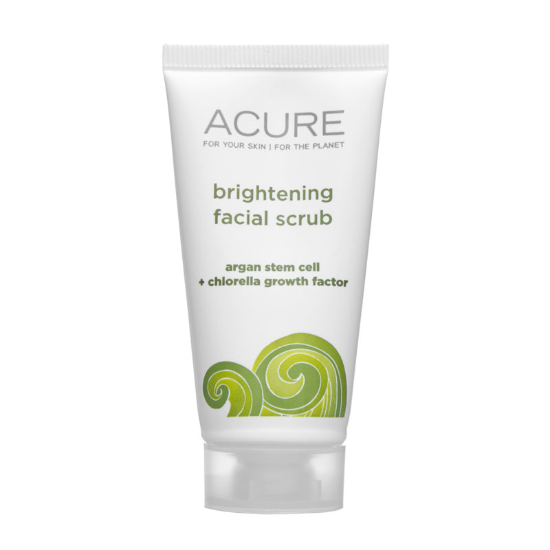 Brightening Facial Scrub By Acure