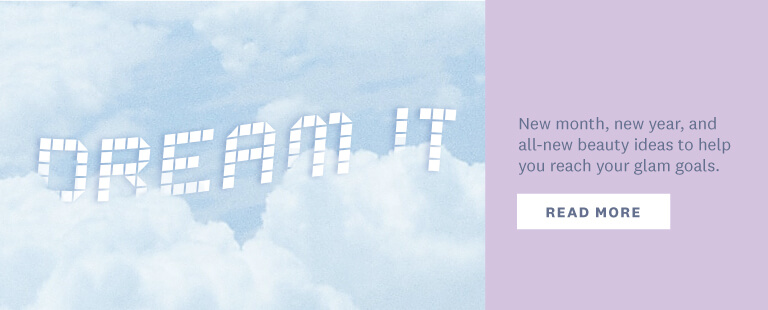 January 2021 Monthly Theme Banner New Font Mobile