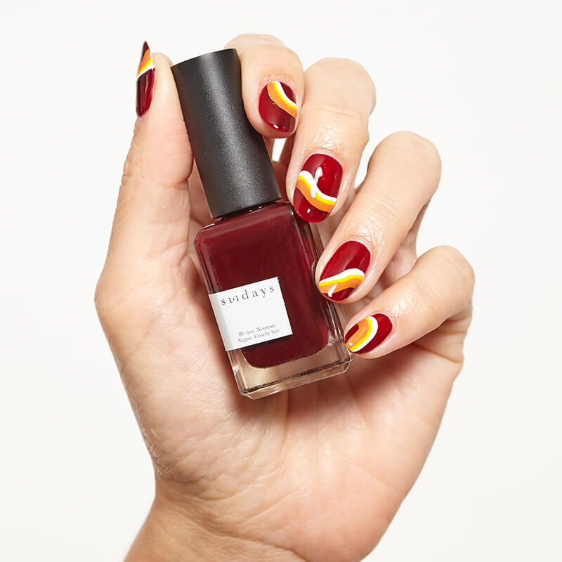 September 2020 Fall Nail Colors Story Module