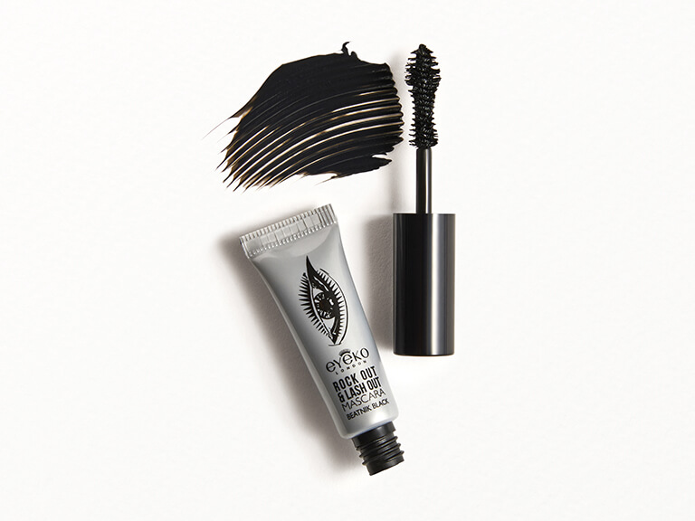 EYEKO Rock Out & Lash Out Mascara in Carbon Black
