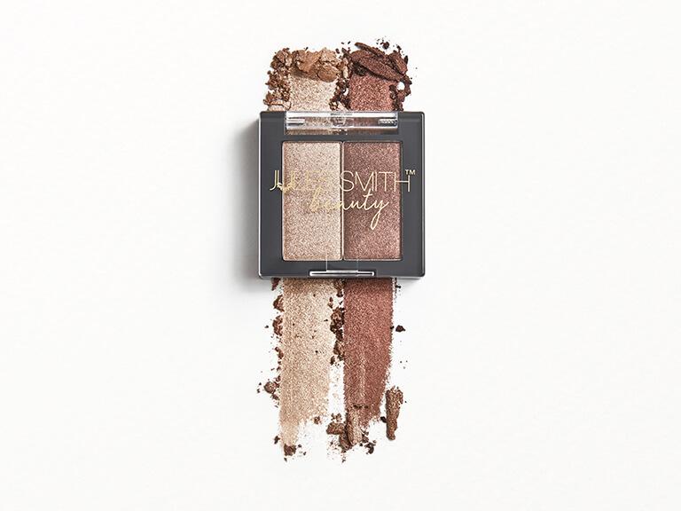 JULES SMITH Power Duo Palette in Wise Guy and Gold Mine